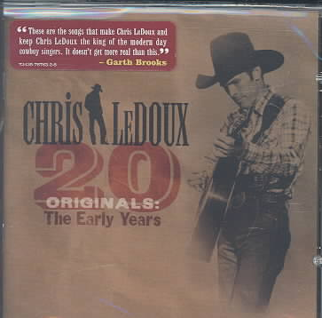 20 ORIGINALS:EARLY YEARS BY LEDOUX,CHRIS (CD)